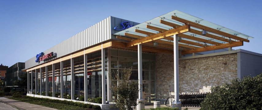 BC LDB Flagship Store