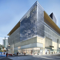 Pacific Centre Sears Building Redevelopment