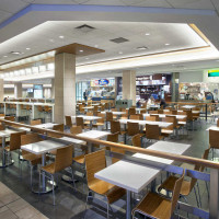 Pacific Centre – New Food Court