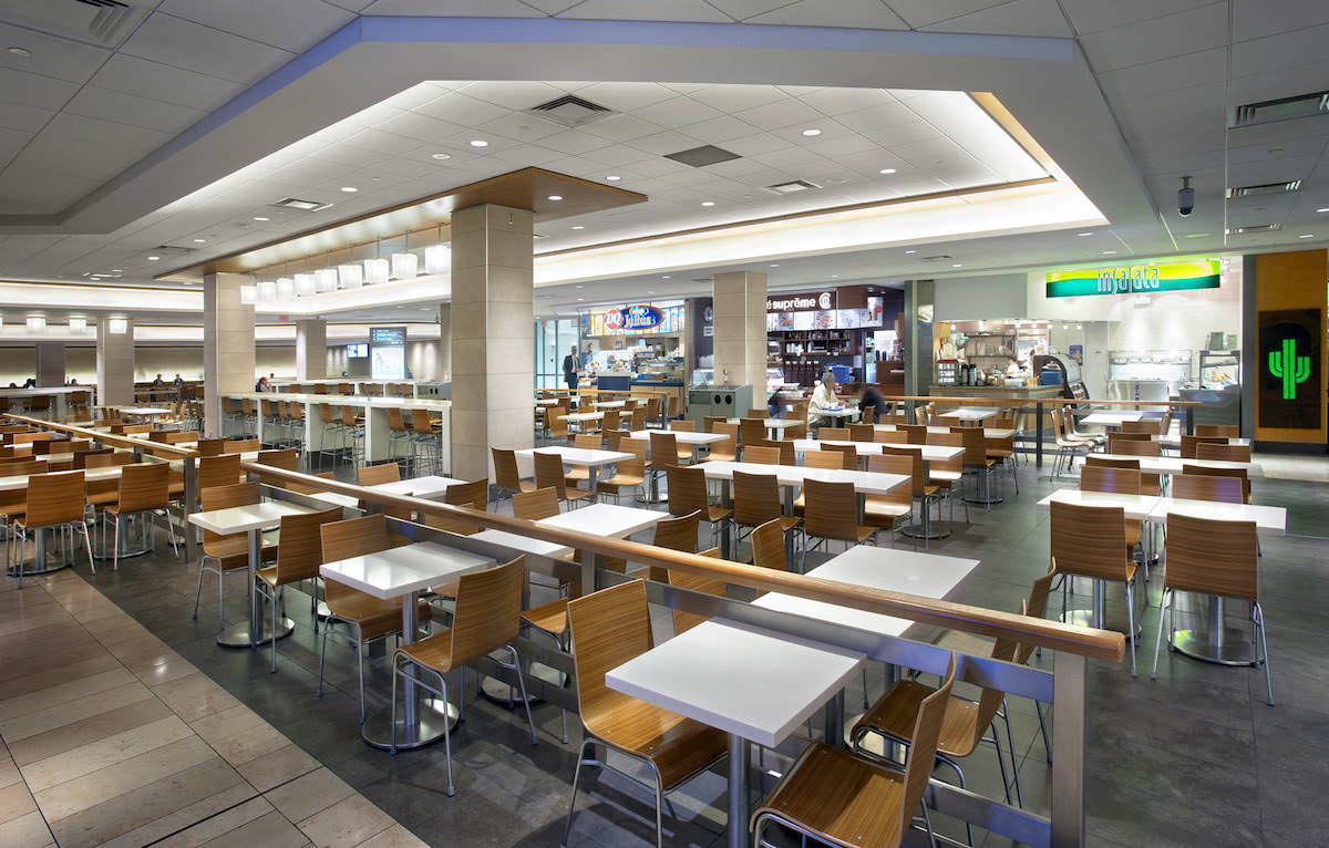Food Court Design Images